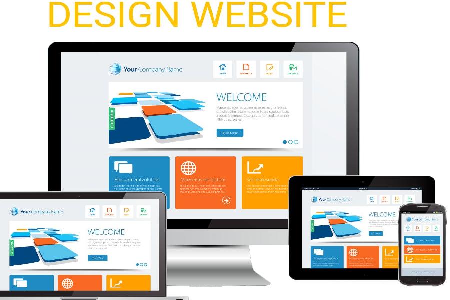 Những công nghệ thiết kế web mới nhất