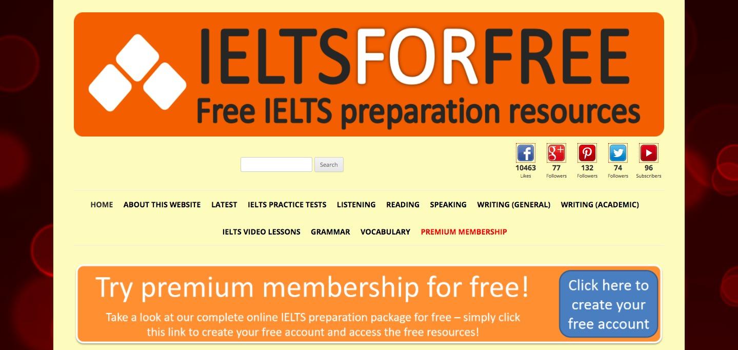 Top các website trung tâm luyện thi IELTS hiệu quả năm 2020