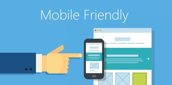Thân thiện với thiết bị di động Mobile Friendly