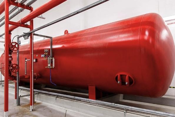 Công nghệ bình áp lực - bình khí nén
