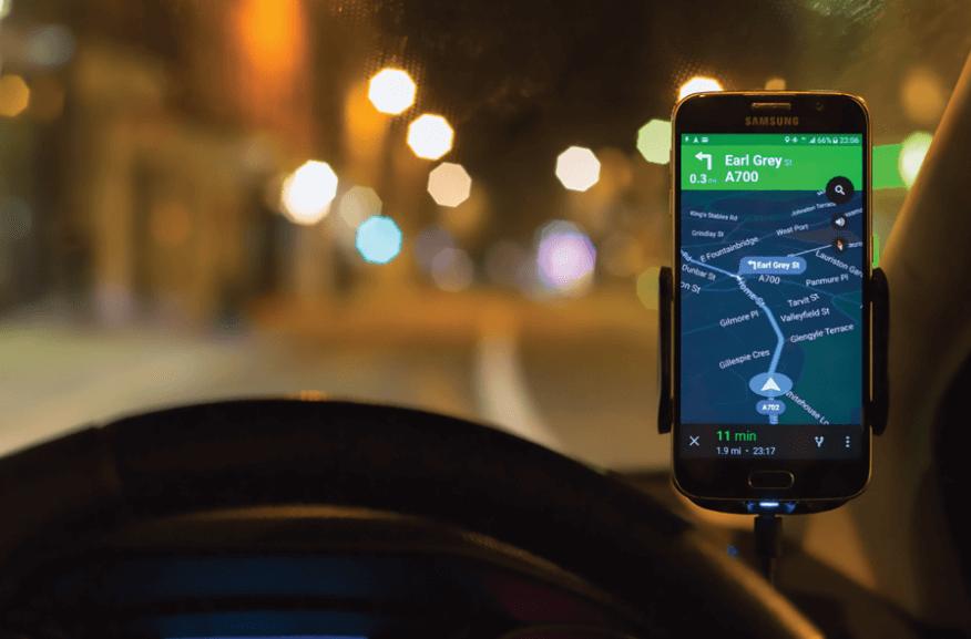 Ứng dụng hệ thống định vị toàn cầu GPS