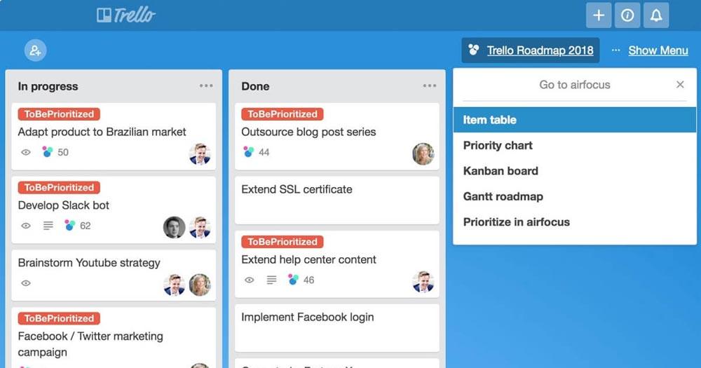 Trello - Phần mềm quản lý công việc phổ biến
