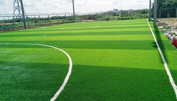 Dịch vụ bảo trì sân cỏ nhân tạo gồm những công việc gì?