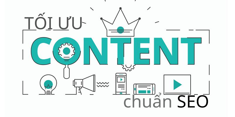 đánh giá website chuẩn SEO qua nội dung
